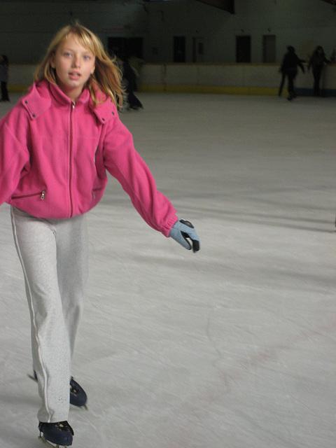 Sortie patinoire 2007