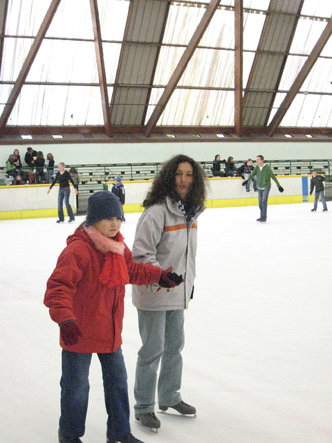 Sortie patinoire 2007
