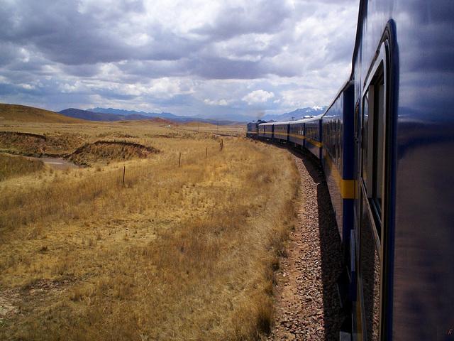 chemin de fer Peruvien