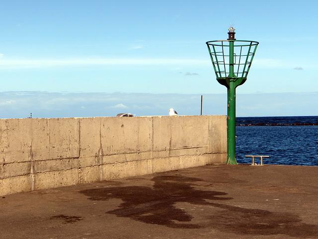 Leuchtturm (?) von Orzola