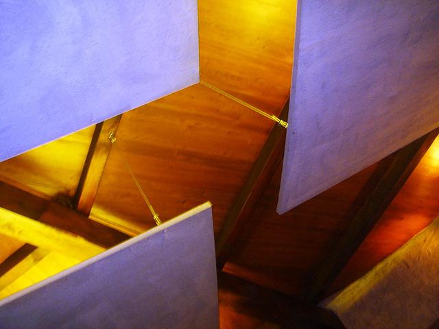 Le Moulin - Plafond