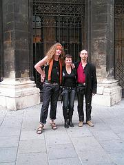Singvøgel in Wien