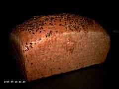Lijnzaad-speltbrood