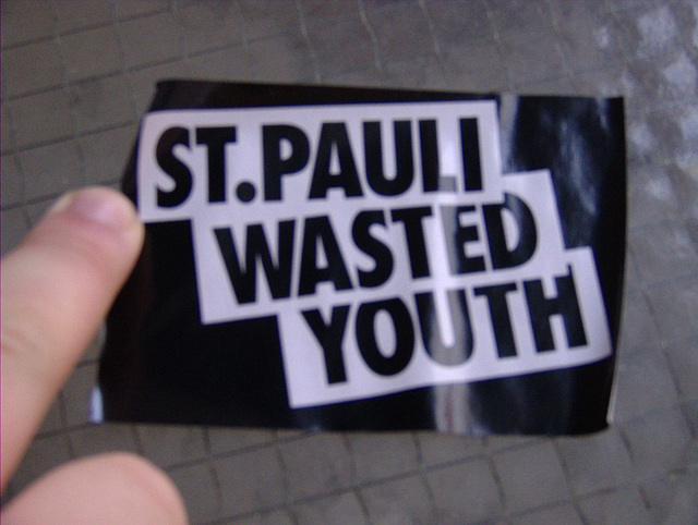 St. Pauli wasted youth