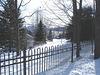 Near the famous abbey of St-Benoit-du-lac / Tout près de l'abbaye de St-Benoit-du-lac