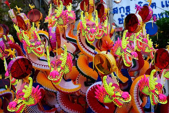 Bangkok, Chinese New Year 2007