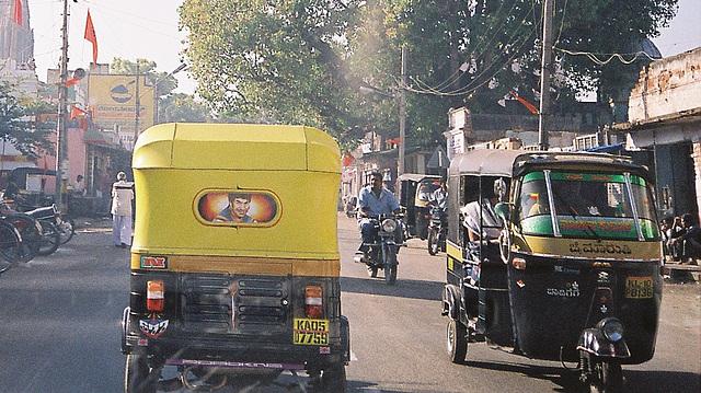 Mysore rickshaw