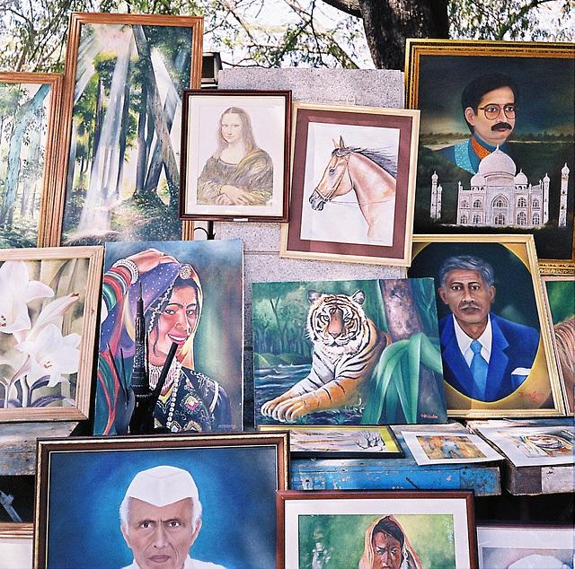 Mona in Bangalore