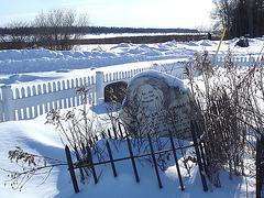 Cimetière Cri / Cri cemetery