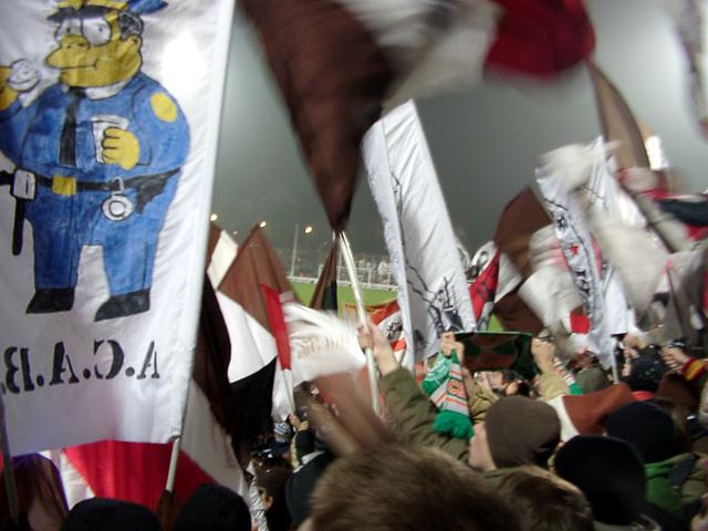 Flaggenchoreo
