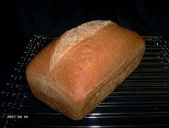 Hvetebrød - Norwegian Whole Hheat Bread 1