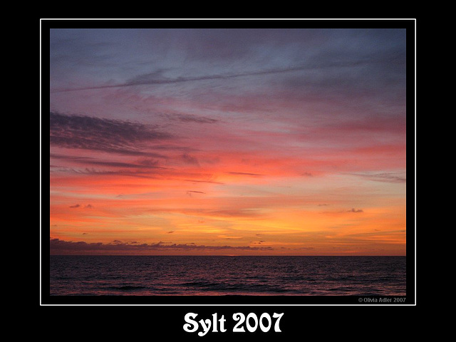 sunset skycolors: grande finale