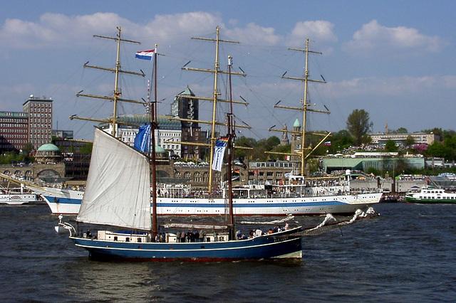 Hafengeburtstag 2006 / Port birthday 2006, Hamburg/Germany