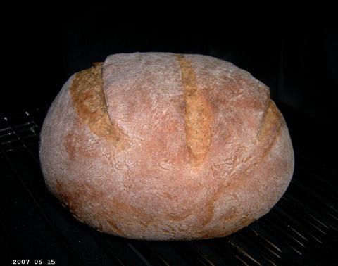 Killarney Irish Oatmeal Bread 1