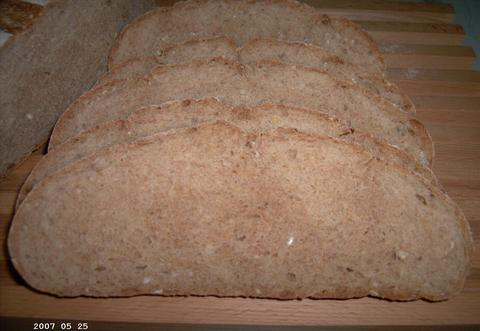 Stone-Ground Wheat Bread 2