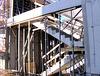 Treppenaufgang Südkurve
