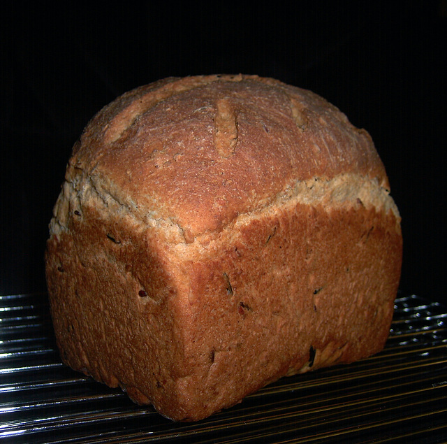 Three-Grain Wild Rise Bread 1