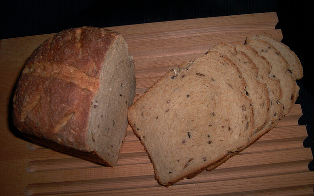 Three-Grain Wild Rise Bread 2