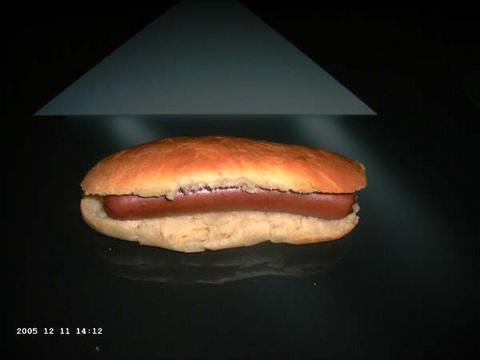 Broodje worst