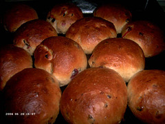 Cranberry-krenten-kokosbollen