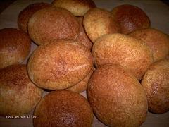 Mini-maisbroodjes