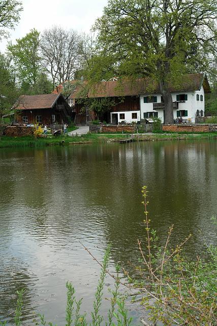 Icking/Irschenhausen, Stockerweiher