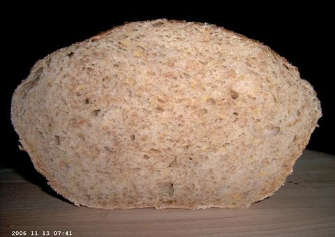 No-Knead (Meergranen) Bread 3