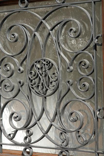 Back entrance to Icking Nr. 8