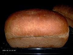 Bruinbrood van tarweras Globus 1