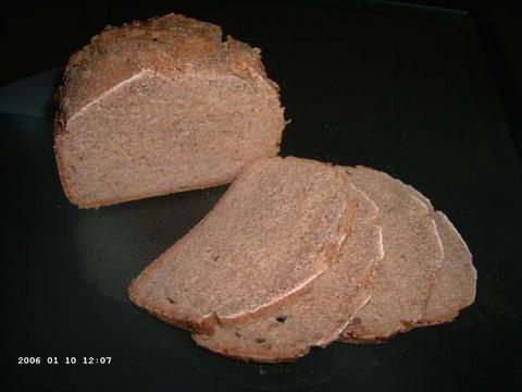 Duits roggebrood