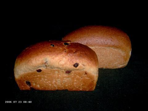 Kwarkstol + Scottish Sponge Bread