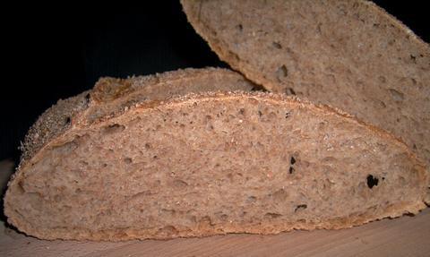 No-Knead (Volkoren) Bread 3
