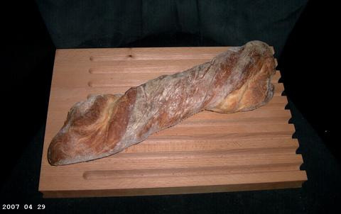 Zwitsers zuurdesembrood