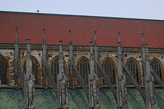 Ulmer Münster Seitenschiff