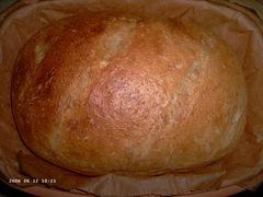 Buttermilk Wheat Bread uit de romertopf 1
