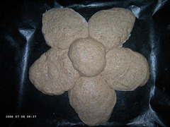 Star-Shaped Country Bread / Joe Ortiz 1