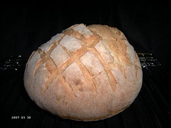 Amy's Crusty Italian Loaf