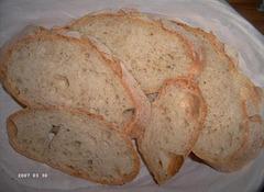 Amy's Crusty Italian Loaf 2