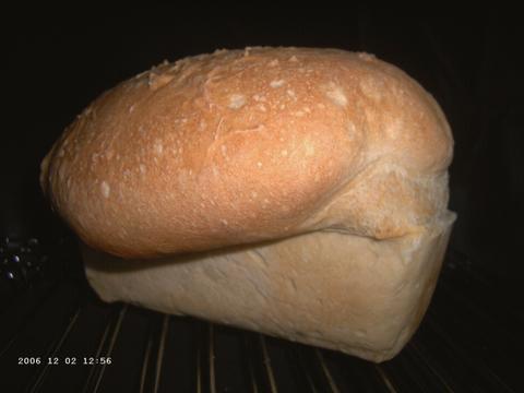 Big Beautiful White Pan Loaves 2