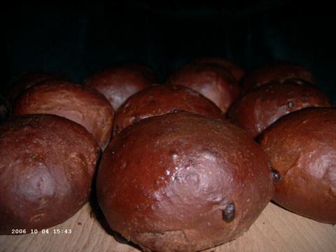 Chocolate Chip Buns