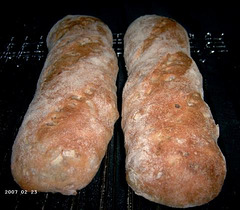 Walnut Scallion Bread