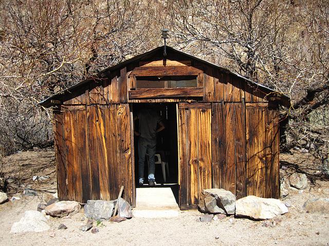 Newman Cabin in Goler Wash (4253)