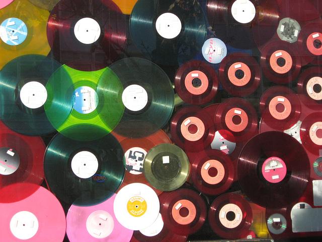 Vinyl graveyard