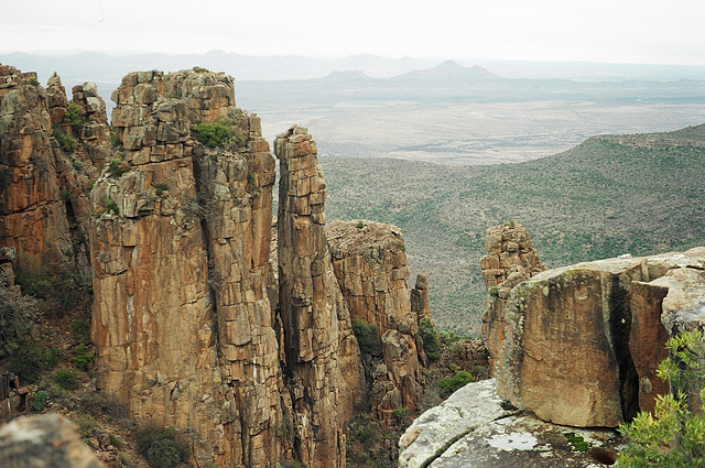 Valley of Desolation, Graaff Reinet, South Africa