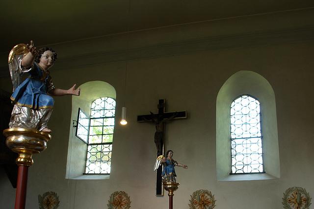 Icking - Heilig-Kreuz-Kirche