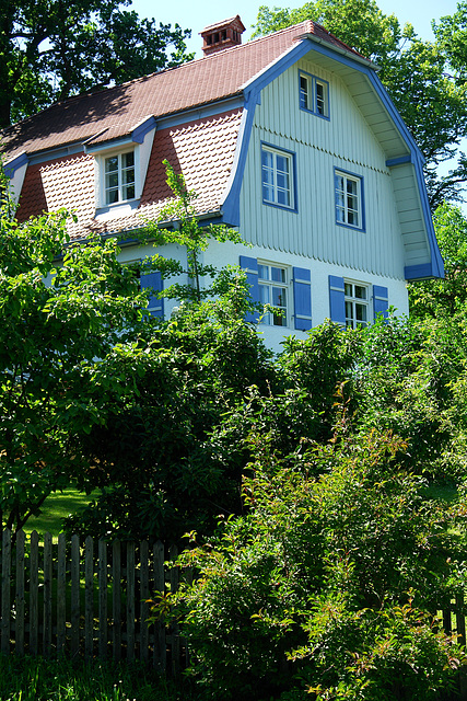 Murnau - The house of Gabriele Münter