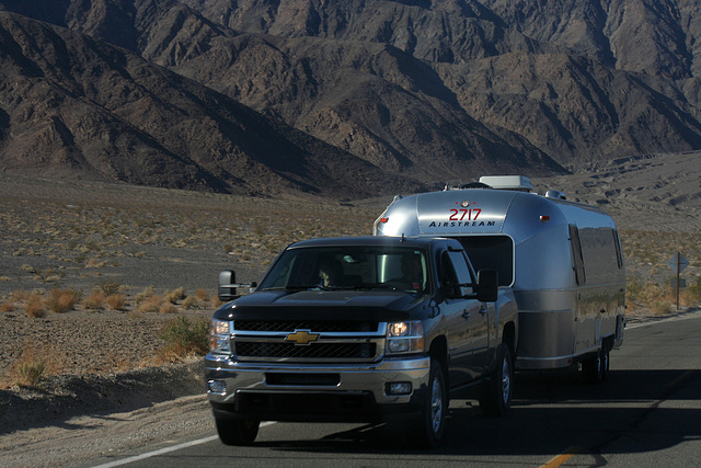 Airstream on California 190 in Death Valley NP (9601)