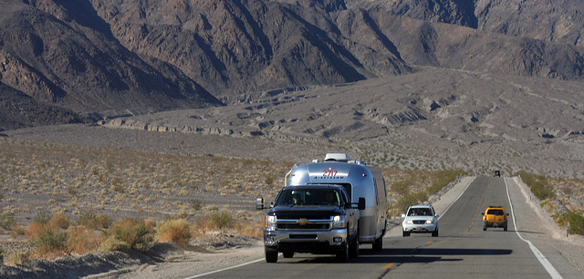 Airstream on California 190 in Death Valley NP (9599)