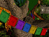 straylight prayer flags