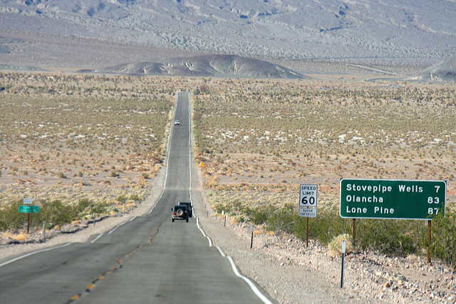 California 190 in Death Valley NP (9591)